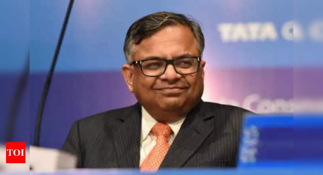 No structural change at Tata Group on anvil, says N Chandrasekaran