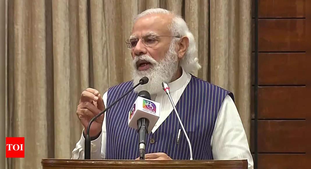Parliament more about policy than politics: PM Modi