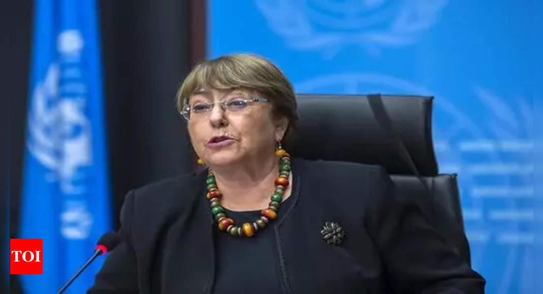 UN urges moratorium on use of AI that imperils human rights