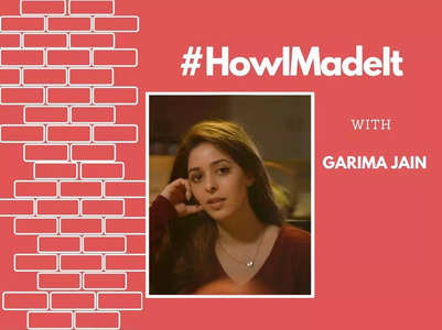 #HowIMadeIt! Garima on rejecting many offers