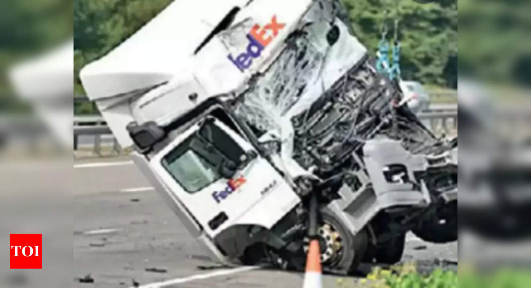 1.3 lakh lives lost in road crashes due to negligence in 2020: NCRB