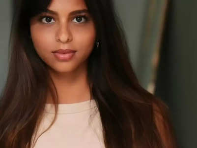 Suhana's dreamy photoshoot