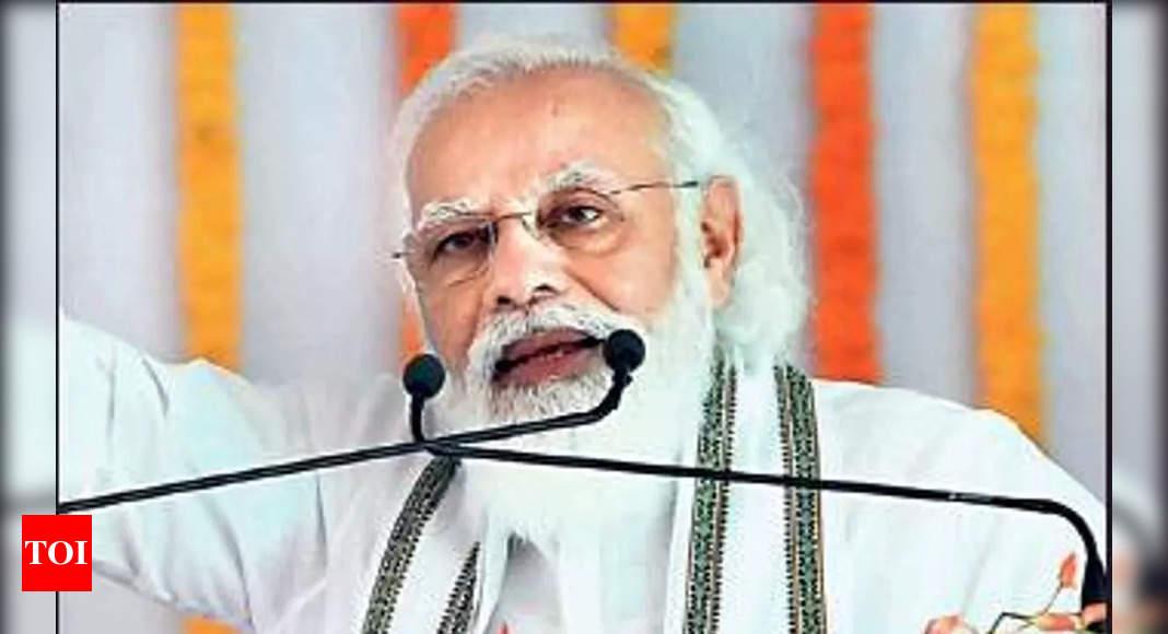 Democracy is our lifestream, says PM at Sansad TV launch
