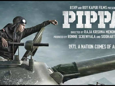 Ishaan Khatter shares the first look of 'Pippa'