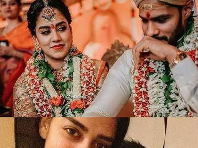 Nikhil Kumaraswamy & Revathi's special moments