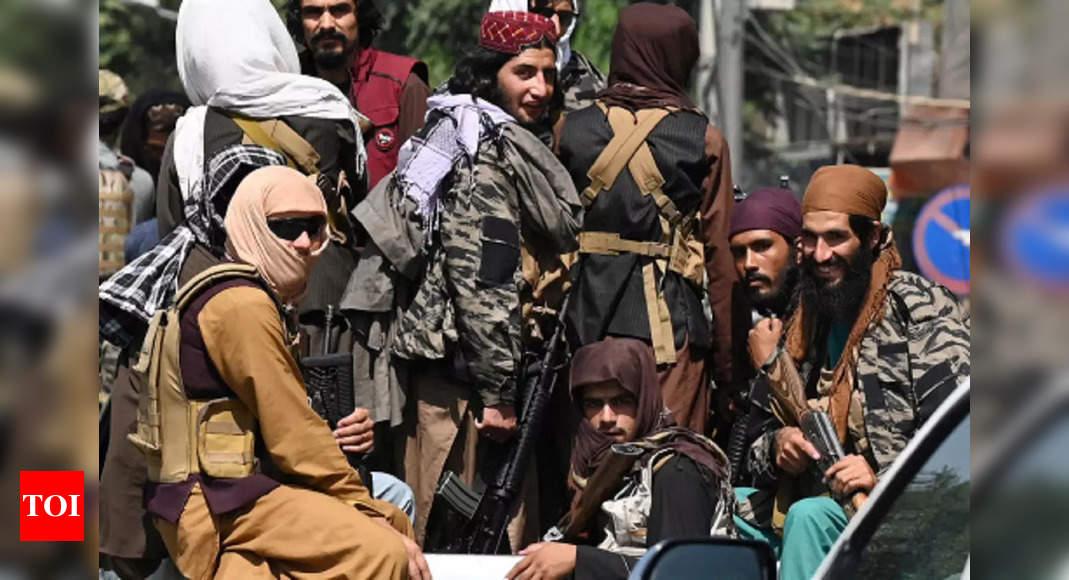 Friction among Taliban pragmatists, hard-liners intensifies – Times of India
