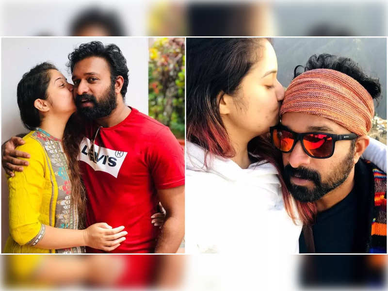 Shafna shares a romantic note on hubby Sajin's birthday; says, 'No wonder that you have stolen thousands of hearts'