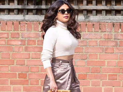 Priyanka arrives in the US for Nick's B'Day
