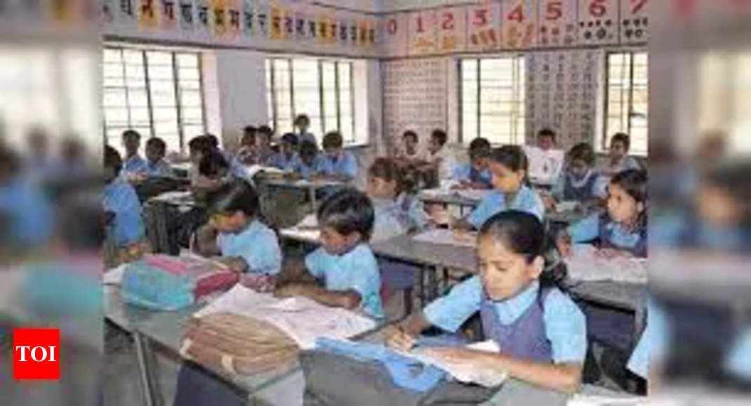 Haryana to reopen schools for Class 1 to 3 from Sep 20 – Times of India