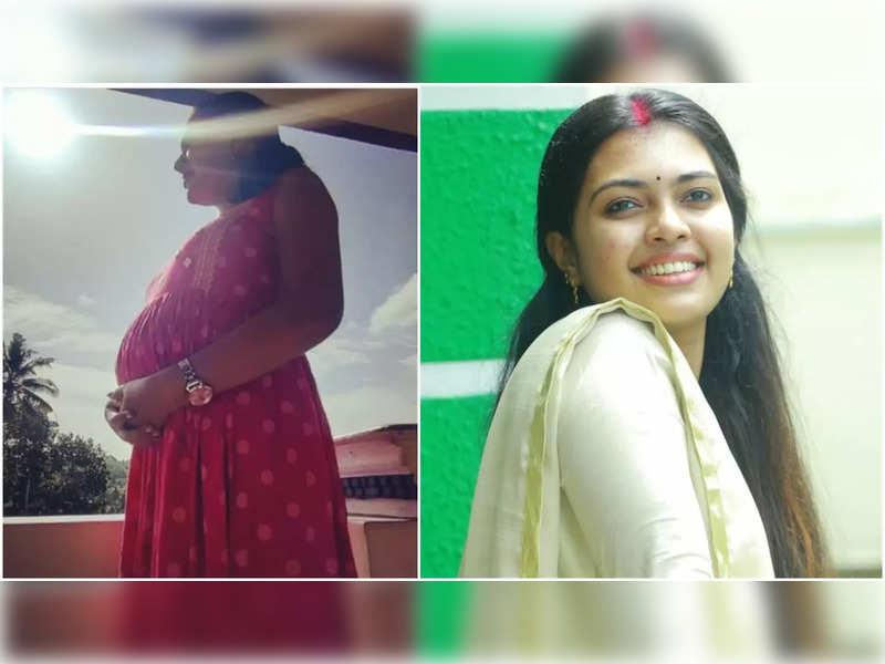 Kudumbavilakku fame Parvathy announces pregnancy; sister Mridhula says, 'My Lil Kutty, your mema is waiting'