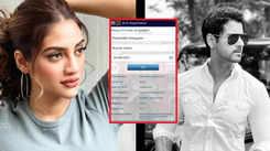 Actress-MP Nusrat Jahan's son's birth certificate reveals the name of father as Debashish Dasgupta aka Yash Dasgupta