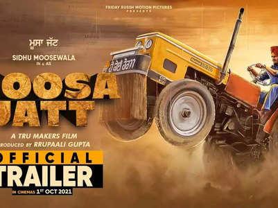 Sidhu Moosewala's Moosa Jatt's tariler is out