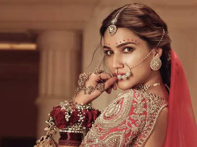 Bollywood's viral wedding looks to bookmark