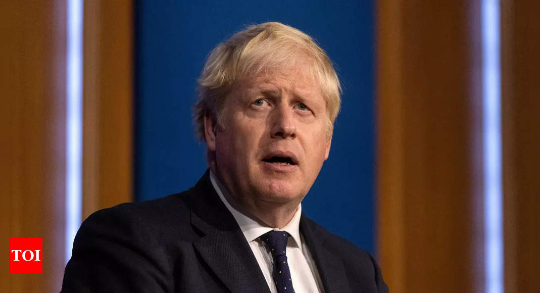 New security pact will speed up development of defence technology: UK PM Boris Johnson – Times of India