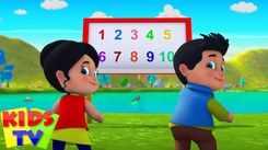 Most Popular Kids Songs In Hindi - Bam Chiki Bam Bam   Videos For Kids   Kids Cartoons   Cartoon Animation For Children