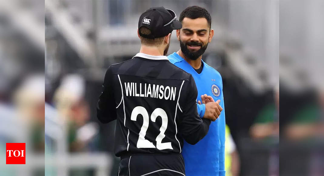 India's ODI tour of New Zealand postponed to 2022 | Cricket News – Times of India