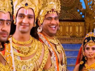 Shaheer celebrates 8 years of Mahabharat