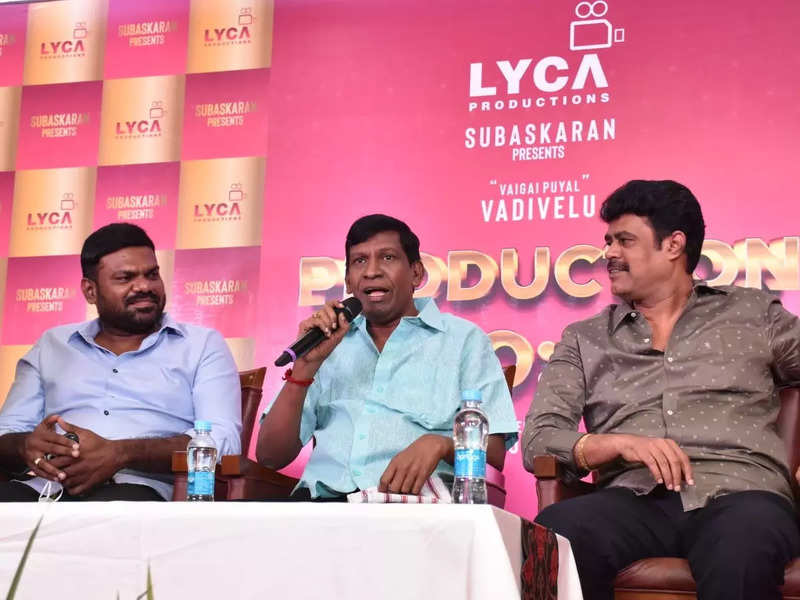 The title of Vadivelu and Suraj's 'Naai Sekar' goes for an alteration