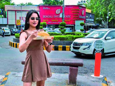 Malvi Malhotra on Delhi's street food