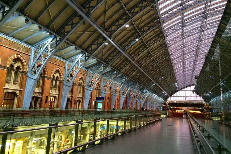 A look at the world's most beautiful train stations