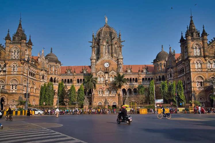 Chhatrapati Shivaji Station, Mumbai (India)