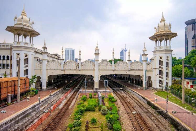 Kuala Lumpur Station, Kuala Lumpur (Malaysia)