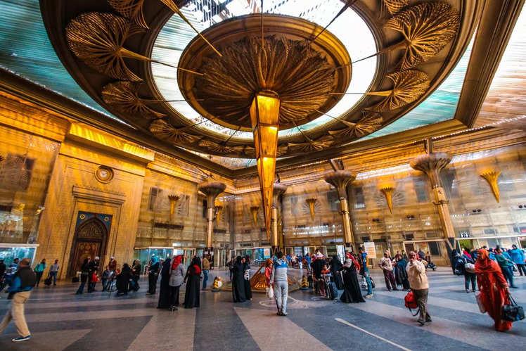 Ramses Station, Cairo (Egypt)