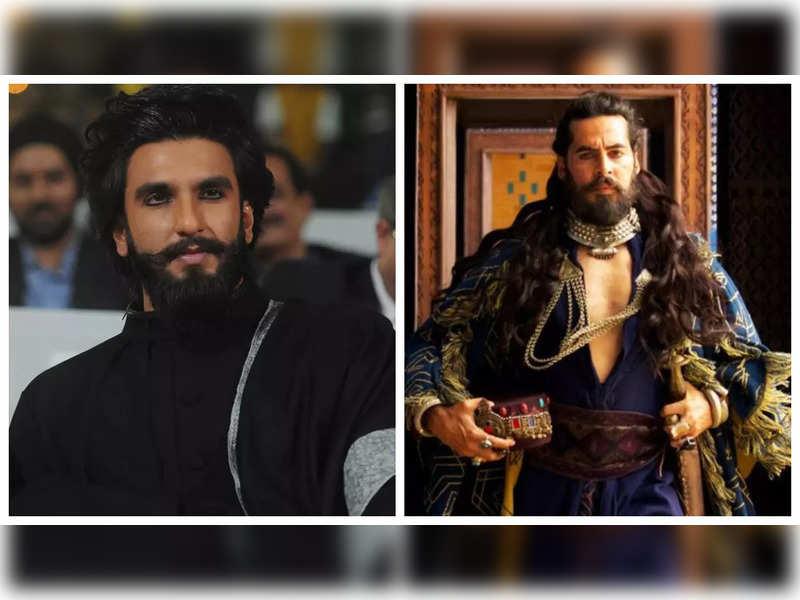 Ranveer Singh hails Dino Morea's performance in 'The Empire', the latter replies, 'Thanks my Khilji'