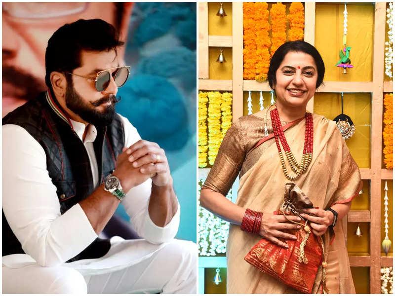 Sarath Kumar, Suhasini to star in a social drama
