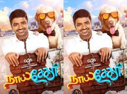Sathish & Pavitra's film titled Naai Sekar