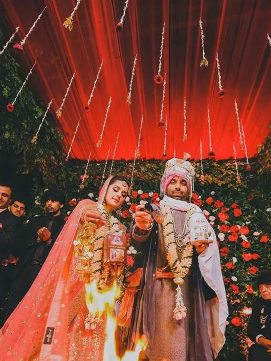 Indian marriage customs that are unique