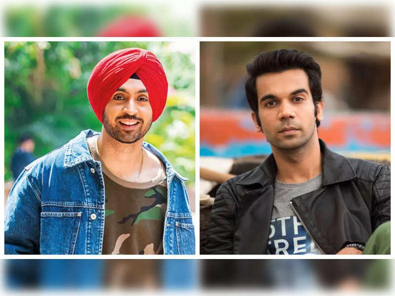 Rajkummar Rao and Diljit Dosanjh team up for 'Stree' producers Raj-DK's web show - Exclusive!