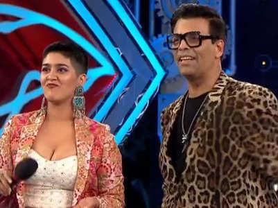 Moose : KJo only talks to Shamita and Neha