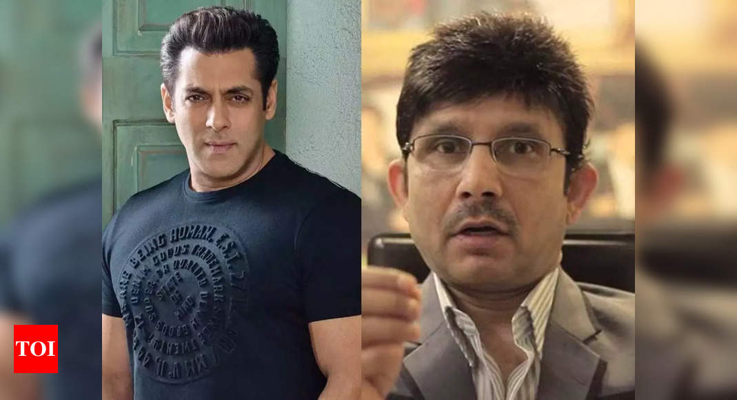 HC seeks Salman Khan's reply on Kamaal Khan's plea against order restraining him from commenting on actor – Times of India