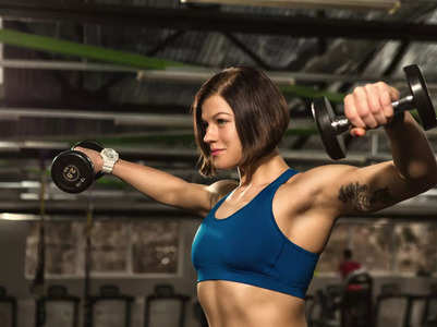 Weight loss: For how long you must lift the weight?