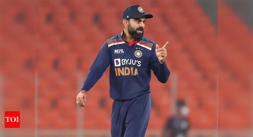 With dressing room drifting away, Virat Kohli quits T20 captaincy but it might not safeguard 50-over leadership | Cricket News – Times of India
