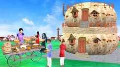 Watch Latest Children Hindi Nursery Story 'Garib Ka Magical Roti House' for Kids - Check out Fun Kids Nursery Rhymes And Baby Songs In Hindi