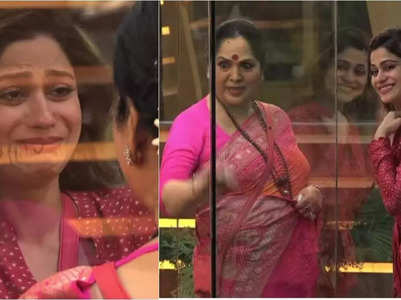 Shamita asks mom about Shilpa and Raj Kundra