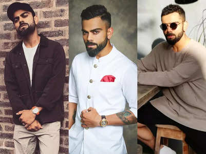 5 style lessons to learn from Virat Kohli