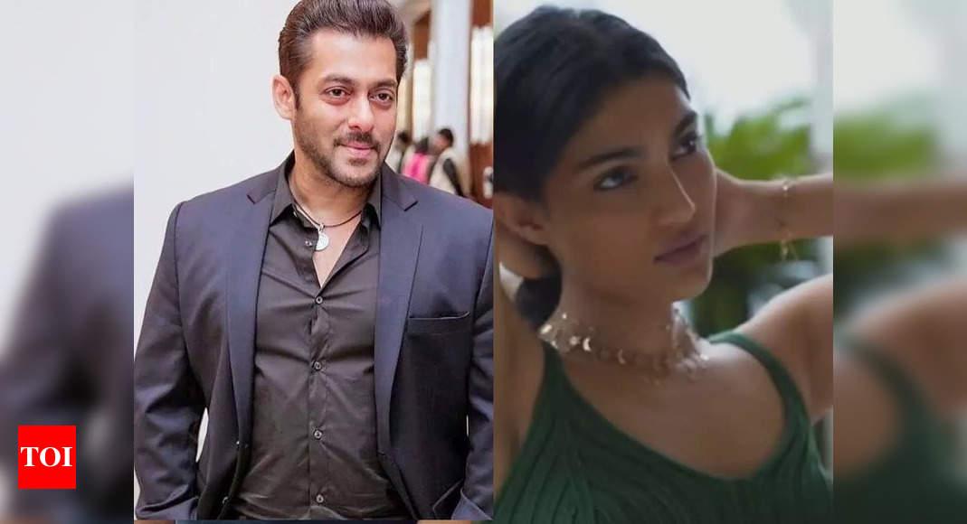 Salman showers praise on niece Alizeh