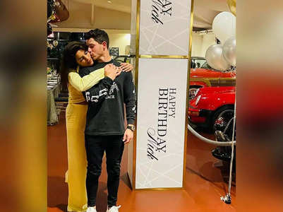 Priyanka wishes Nick Jonas on his birthday