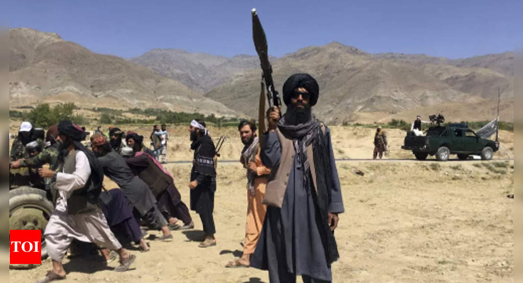 kabul: In touch with 'all concerned' in Afghanistan to get Indian freed, says govt – Times of India