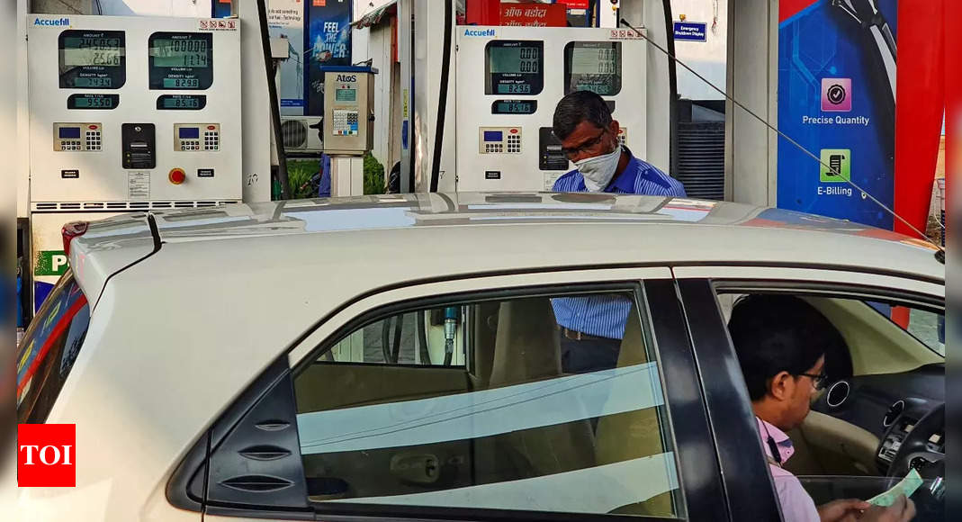 How long do you want to keep fuel out of GST: Centre to states