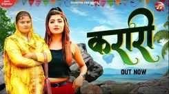Watch Popular Haryanvi Song Music Video - 'Karari' Sung By Farmani Naaz And Sandeep Surila