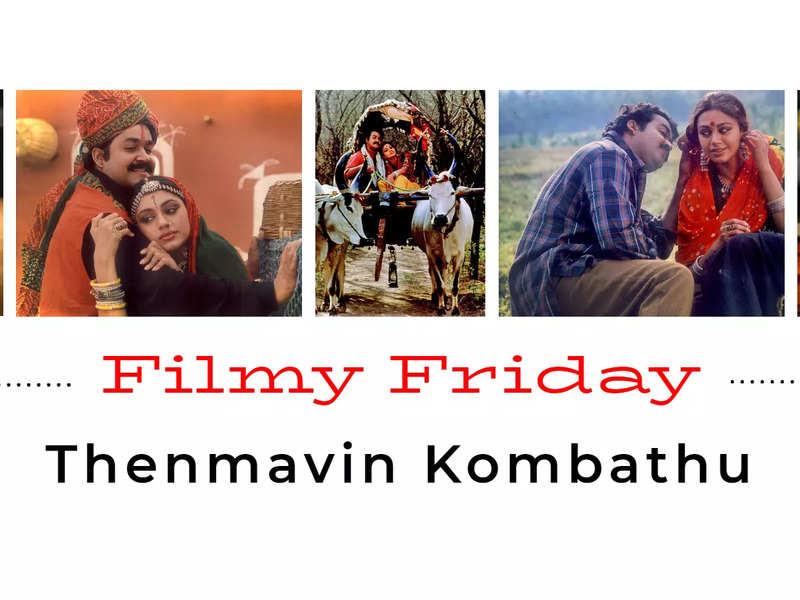 #FilmyFriday: Thenmavin Kombathu - Priyadarshan did what he does best - entertaining!
