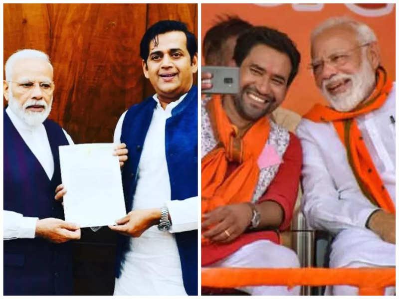 Happy birthday, PM Modi: Ravi Kishan, Nirahua and other celebs pour in birthday wishes