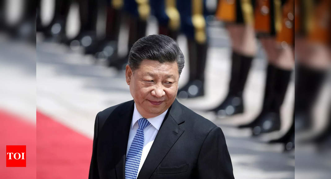 Xi says external forces should not be allowed to interfere