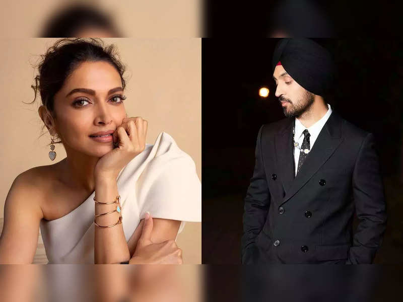 Diljit Dosanjh's 'Lover' is Deepika Padukone's most loved song right now!