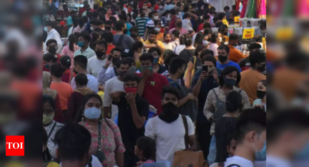 India registers 34,403 fresh Covid-19 cases and 320 deaths