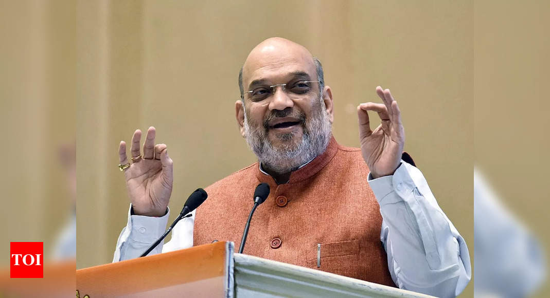 PM Modi was first CM to recognise seriousness of climate change: Amit Shah